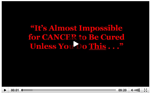 Click Here to watch this amazing cancer video
