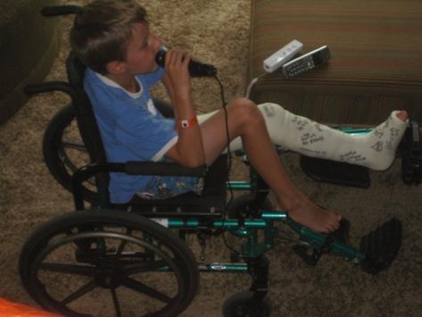 Sed Wheelchair